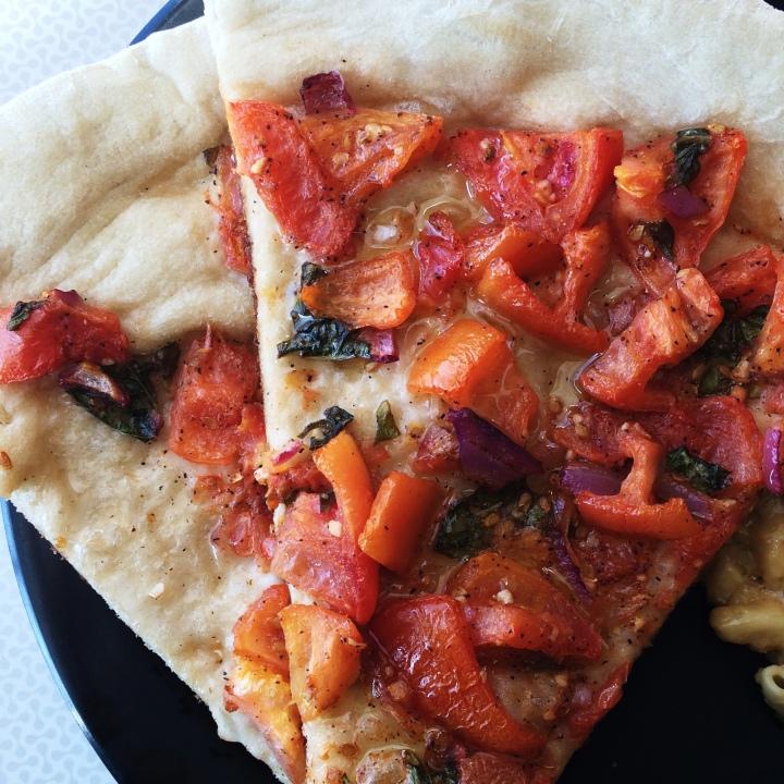 Vegan pizza copy