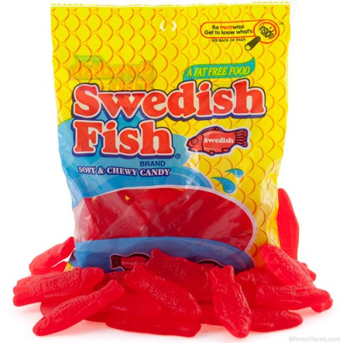 7 snacks you never knew were vegan for Who makes swedish fish