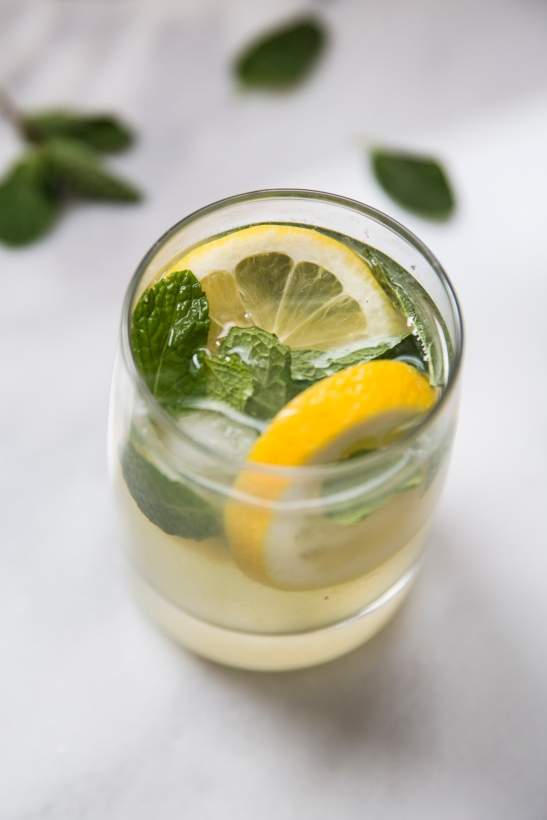 Tequila Mint Lemonade