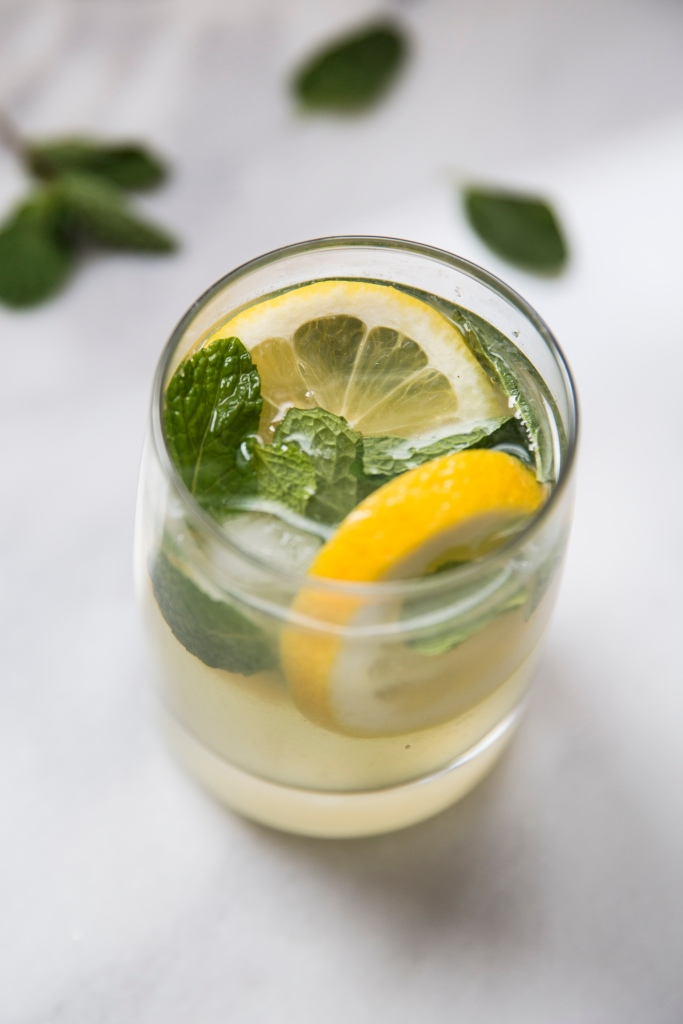 Tequila Mint Lemonade