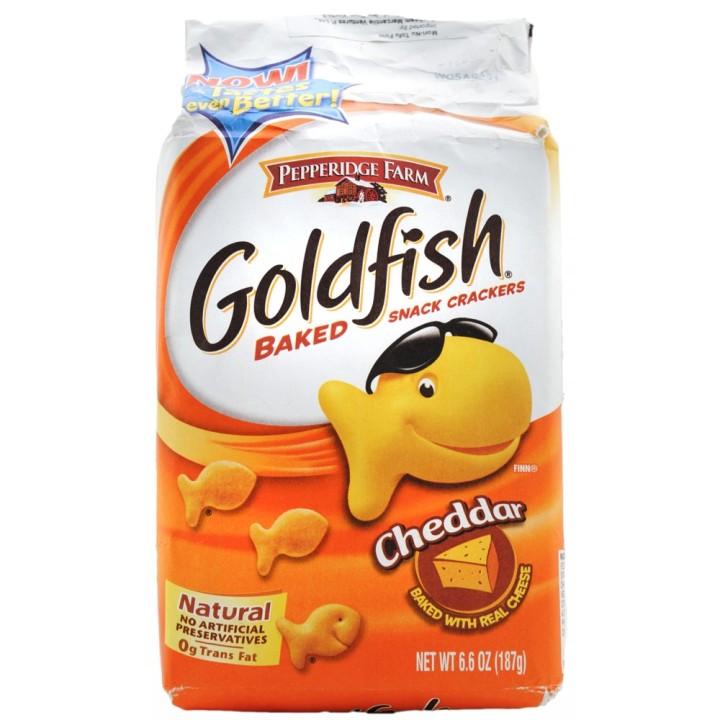 Pepperidge Farm Goldfish Cheddar
