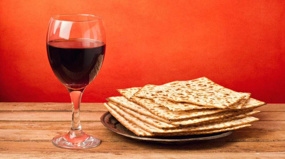 Wine-and-Matzah