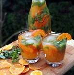 Mandarin-mojito