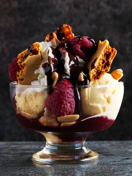 Lotus Ice Cream Sundae w Rasp & HoneycombA.jpg
