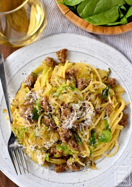 Sausage-Brussels-Sprouts-and-Parmesan-Pasta-iowagirleats-02.jpg